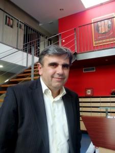 Michel Levy - Président de l'Association des entreprises du Parc des Collines