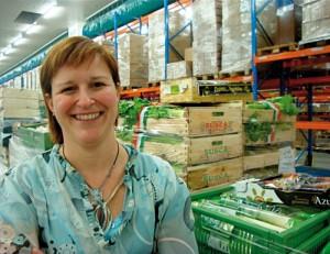 Corinne Fauchon-Pommier, responsable de communication