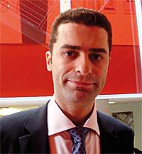 Pierre-Philippe Chaigneau, du service marketing de Viadeo, est intervenu lors d'un séminaire Cogifactory le 28 mai dernier