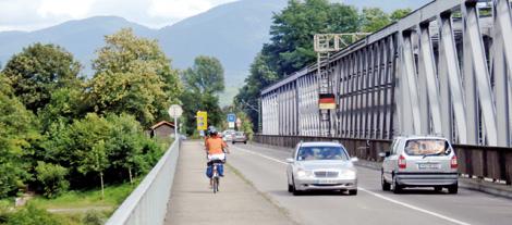Pont-Allemagne-France