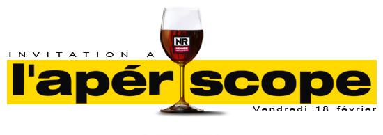 le périscope, journal économique mulhousien - apériscope n°1 EST