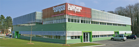 Journal économique mulhousien, le périscope : business campus
