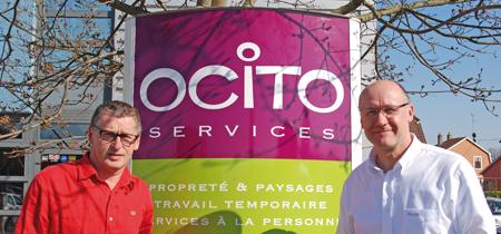 Journal économique de Mulhouse et environs : OCITO - nettoyage industriel