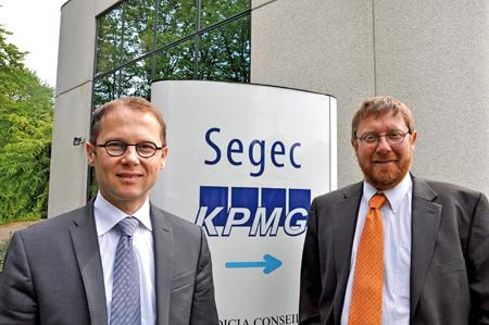 Journal économique de Mulhouse et environ : KPMG