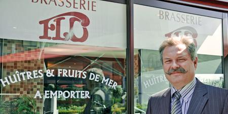 journal économique de Mulhouse et environs : Brasserie Flo