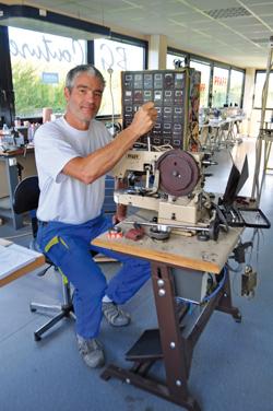 journal économique de Mulhouse et environs : BG couture