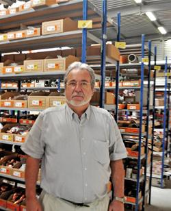 journal économique de Mulhouse et environs : Stallini, reprise d'entreprise