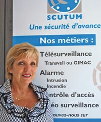 Le périscope, journal économique de Mulhouse et environs : Suctum - Martine Camus