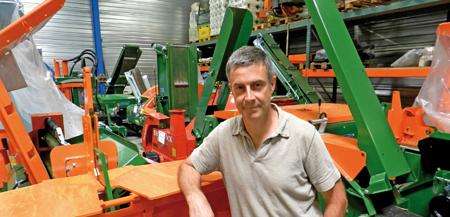 Le périscope, journal économique de Mulhouse et environs - Jocelyn Auffret - Nidal