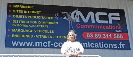 Le périscope, journal économique de Mulhouse et environs - MCF communications