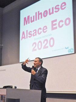 Le périscope, journal économique de Mulhouse et environs : Jean-Marie Bockel