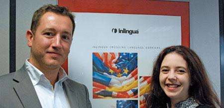 Le périscope, journal économique de Mulhouse et environs : Inlingua