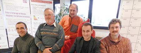 Le périscope, journal économique de Mulhouse et environs : Rhenergy