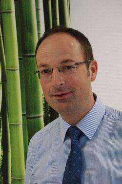 Le périscope, journal économique de Mulhouse et environs : Christophe Schalk