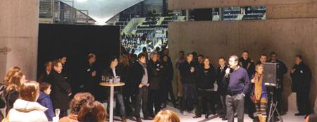 Le périscope, journal économique de Mulhouse et environs : Apériscope, ASPTT volley féminin