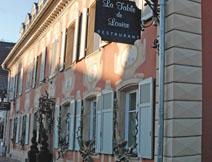 Le périscope, journal économique de Mulhouse et environs : La Table de Louise