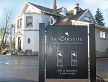 Le périscope, journal économique de Mulhouse et environs : La Closerie