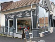 Le périscope, journal économique de Mulhouse et environs : La table d'Enzo