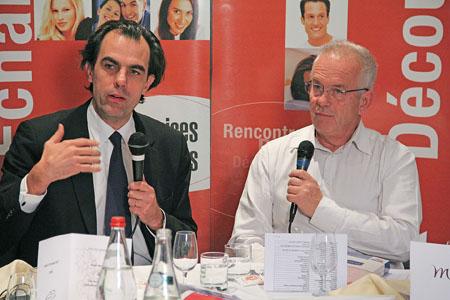 Le périscope, journal économique de Mulhouse et environs : Philippe Dessertine, entreprises et médias