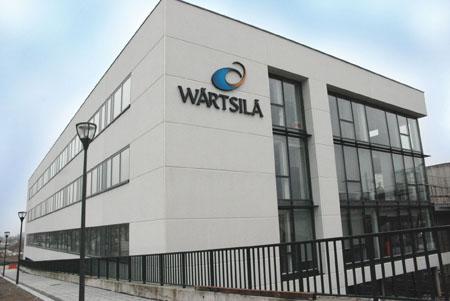 Le périscope, journal économique de Mulhouse et environs : Wartsila