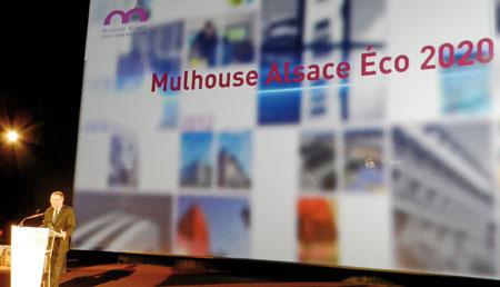 Le périscope, journal économique de Mulhouse et environs : Mulhouse Alsace Eco 2020