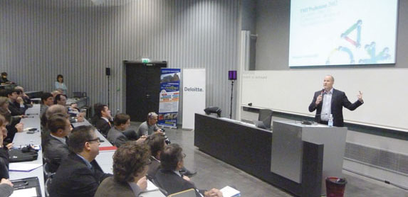 Le périscope, journal économique de Mulhouse et environs, actualité économique alsace | Deloitte