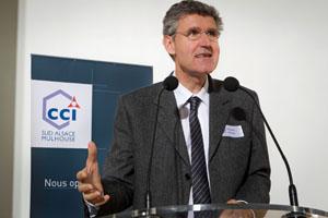 Le périscope, journal économique de Mulhouse et environs, actualité économique alsace | CCI Mulhouse - Jacques Droy