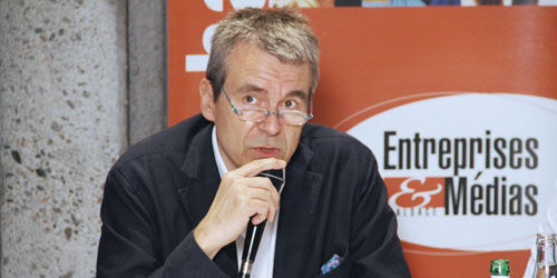 Le périscope, articles économiques mulhouse - Eric Scherer