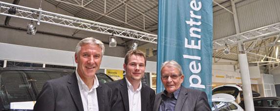 Le Périscope, info économique Mulhouse : Andréani Driving, Groupe Andréani