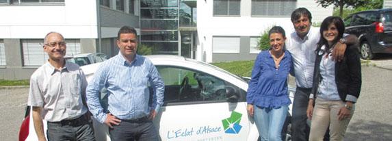 Le Périscope, actualité économique Mulhouse : L'Eclat d'Alsace