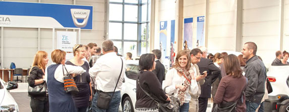 Le Périscope, actualité économique Mulhouse : Apériscope - Renault Illzach