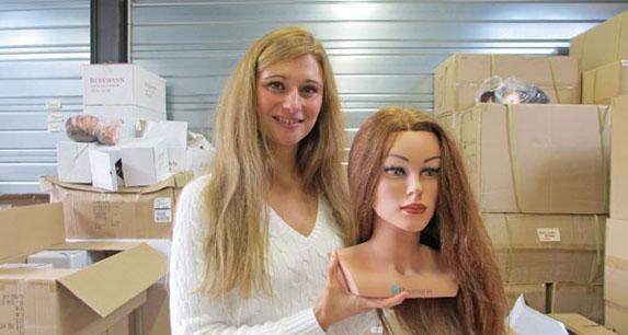 Le périscope, journal économique et info économique sur Mulhouse et environs : Institut Baumann, la passion pour les cheveux