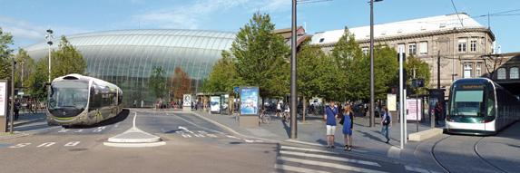 Le périscope, journal économique, strasbourg E3 : superbus pour l'E3