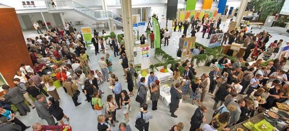 Le périscope, journal économique, strasbourg E3 : Forum du Développement durable