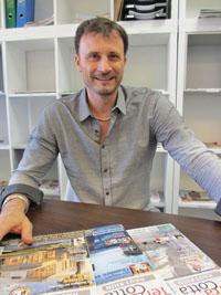 Le périscope, journal économique, mulhouse et environ - Serge Berninca