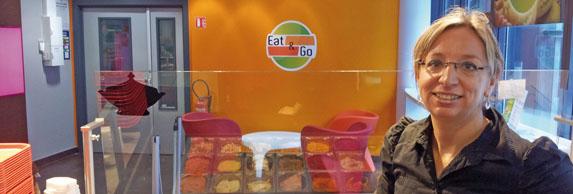 Le périscope, journal économique Mulhouse et strasbourg : Eat and go