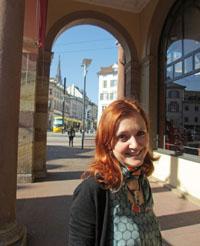 Le périscope, journal économique de Mulhouse et environs - Céline Bruno