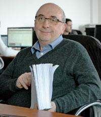 Jean-Claude Lambolez, président de Sir Full