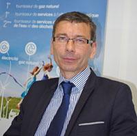 Gilles Simoncini, Directeur Délégué Région Grand Est