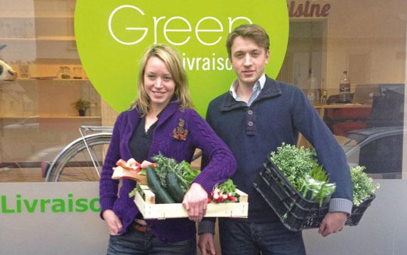 Le Périscope, actualité économique Mulhouse :  Green, repas biologique