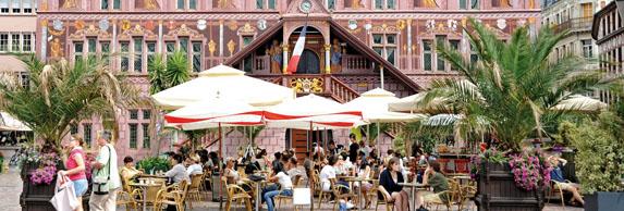 Le Périscope, actualité économique Mulhouse :  L'évolution des enseignes à Mulhouse est sur Facebook