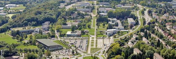 UHA, campus de l'Illberg
