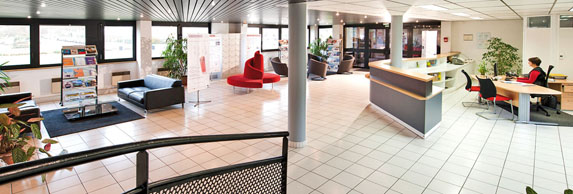 Le Periscope - Maison du technopole - Mulhouse
