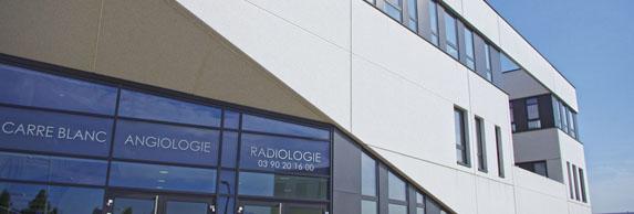 Le cabinet de radiologie carr blanc la sant au coeur de l e3 le p riscope - Cabinet de radiologie altkirch ...