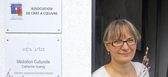 le périscope, journal économique Alsace - Mulhouse - Catherine Koenig