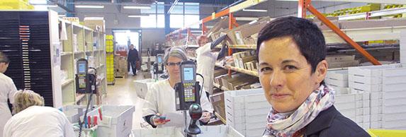 Le Périscope Alsace - Mulhouse - CERP, logistique du médicament, fournisseur de médicament, Illzach