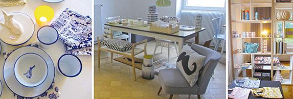 Le périscope / Sundgoscope, journal économique Altkirch - boutique-café du Schweighof