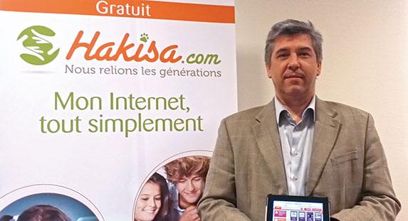 Hakisa, outils numérique , service web pour les seniors, Strasbourg, Alsace