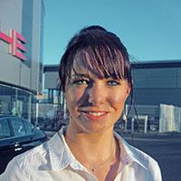 Delphine Wurger, ostéopathe en entreprise