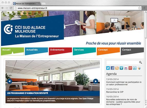 La Maison de l'Entrepreneur, acteur de la stratégie de proximité